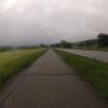 Furttal an einem regnersichen Morgen