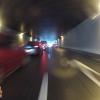 Strassenverkehr im Tunnel