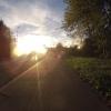 Der letzte Sonnenstrahl