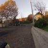 Herbst vor dem Velokeller