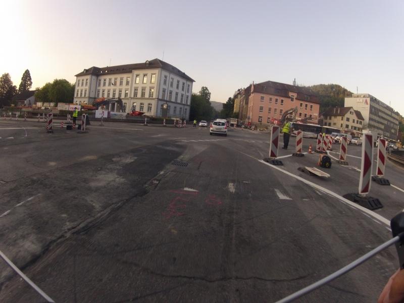 Baden, Schulhausplatz