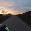 Sonnenuntergang im Wehntal