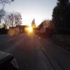 Sonnenaufgang in Affoltern