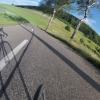 Abfahrt vom Rotberg nach Hottwil