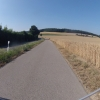 Getreidefeld im Bachsertal