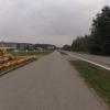 Kürbisse am Strassenrand