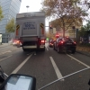Elektrischer Lastwagen