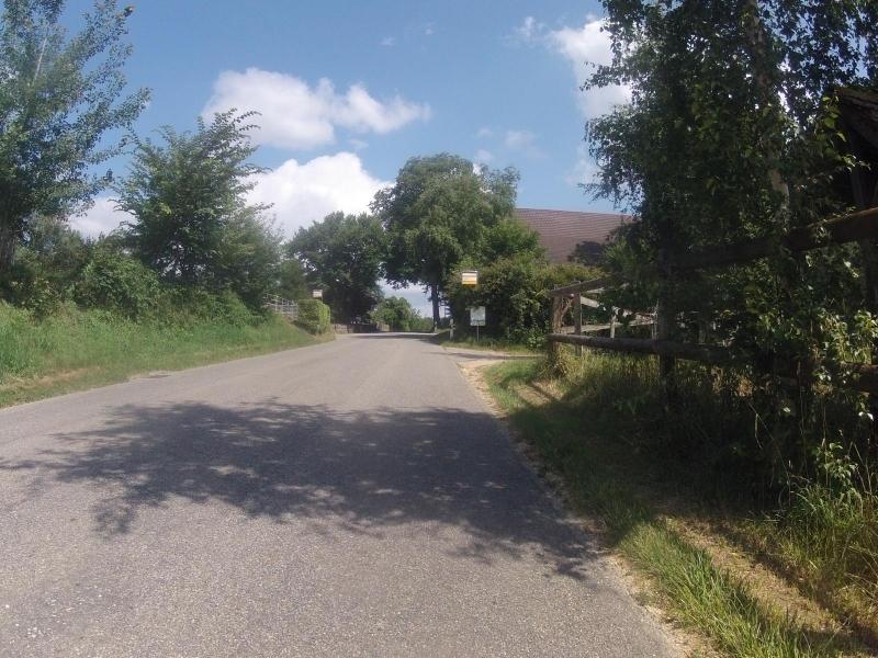Unterwegs von Rothenfluh nach Wegenstetten