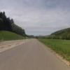 Abfahrt vom Hauenstein