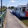 Kanal über die Loire