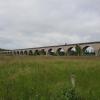 Dreiteilige Brücke, linker Teil