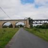 dreiteilige Brücke, mittlerer Teil