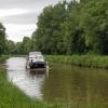 Bootsverkehr auf dem Kanal