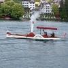 Vielleicht das kleinste Dampfschiff