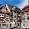 Fachwerkhäuser in Meersburg