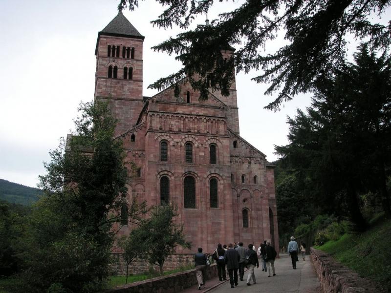 Kirche von Murbach