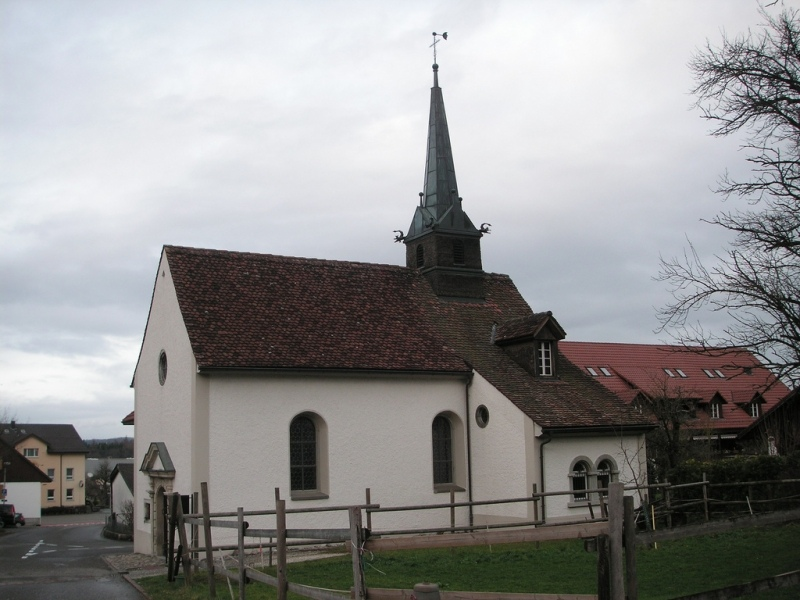 Kirche in Mägenwil