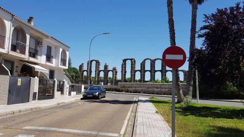 Merida und die Römer