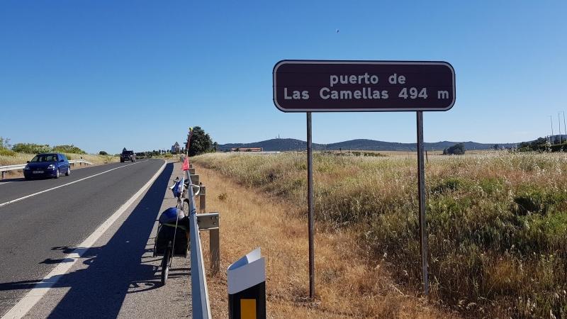 puerto de Las Camellas