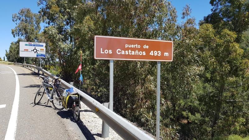 puerto de Los Castanos