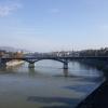 Rhein bei Basel