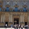 Justizpalast in der Alhambra
