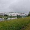 Brücke über den Canal du Rhône au Rhin