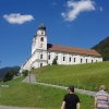 Kloster in Disentis/Mustér