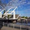 Ziehbrücke in Haarlem