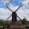 Windmühle in Leiden