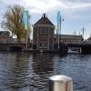 Grachtenrundfahrt in Leiden