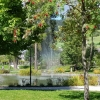 Mittagspause im Park
