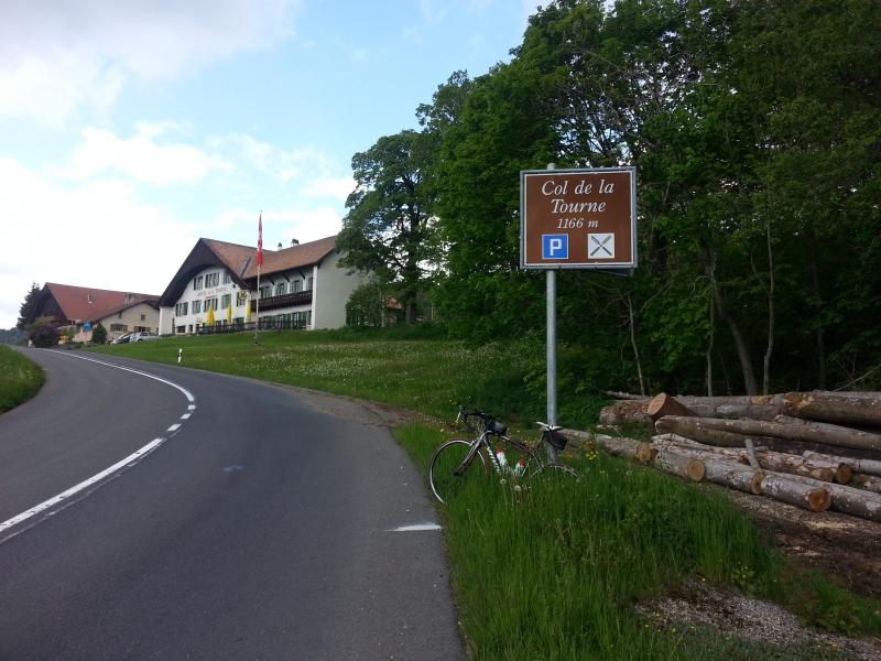 Col de la Tourne