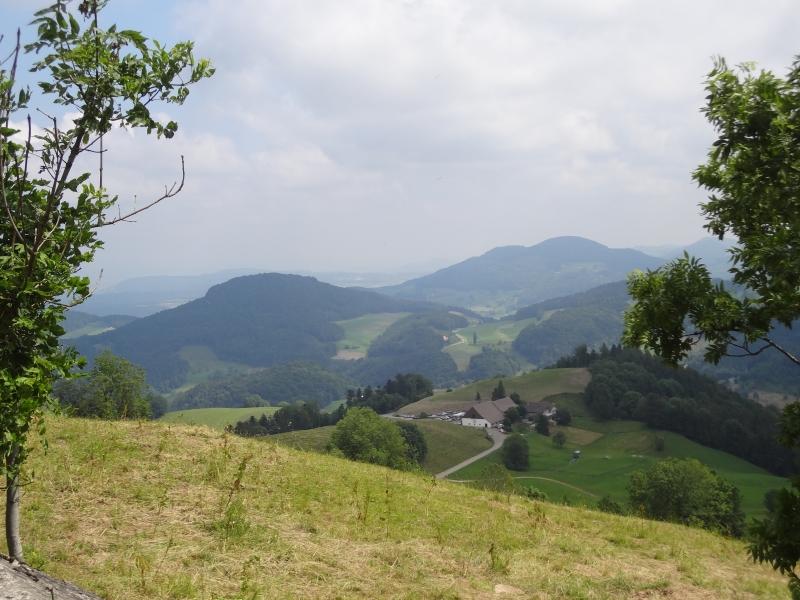 Vom Chilchzimmersattel nach Norden