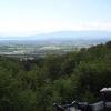 Blick zum Genfersee / Lac Léman