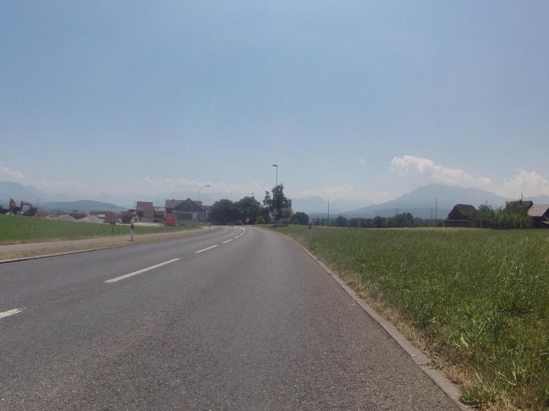 Zwischen Sempachersee und Luzern