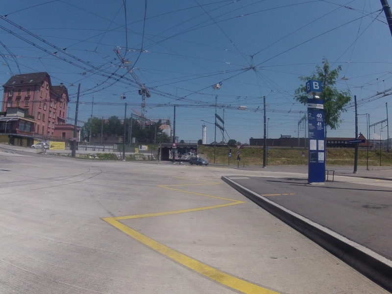 Seetalplatz in Emmen