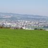 Sicht auf Hochdorf im Seetal