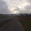Radweg bei Mosen