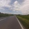 Fahrt ins Wynatal hinunter