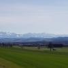 Aus dem Suhrental zu den Alpen