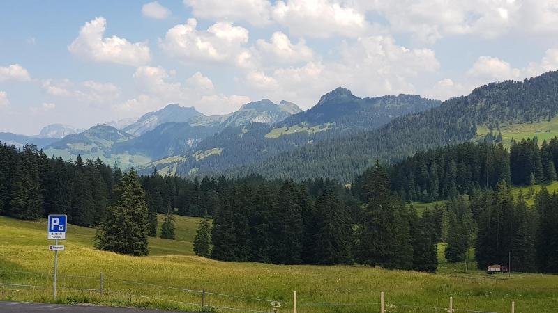 von der Ibergeregg zum Hoch Ybrig