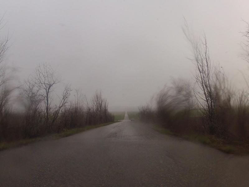 Diesmal ist es eher Regen (Oensingen)