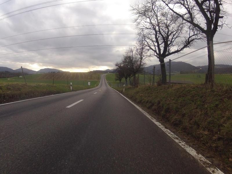 Nicht mehr weit bis zur Sonne (Stüsslingen - Lostorf)
