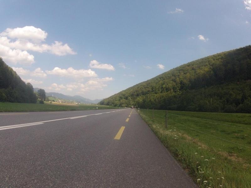 Unterwegs von Welschenrohr nach Balsthal
