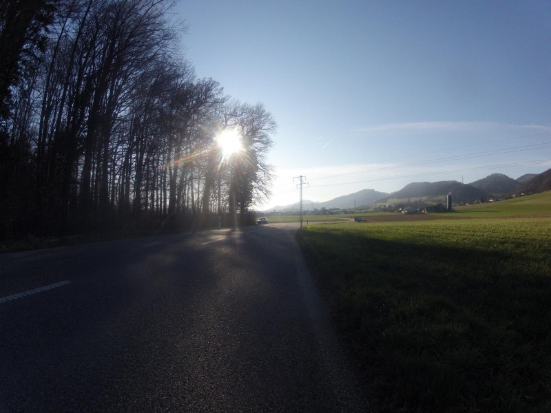 zwischen Erlinsbach und Stüsslingen