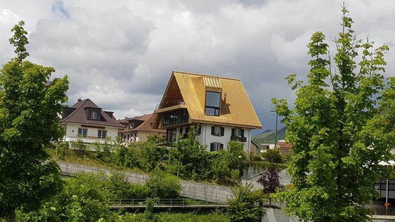 Goldenes Dachl in Olten