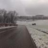 Nach dem Schneegestöber, bei Erlinsbach