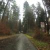 Radroute 71 bleibt noch mein Weg, in der Nähe von Aarwangen