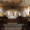 Kirche in der Verenaschlucht